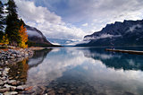 Minnewanka Lake