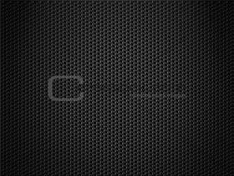 black metal grate background