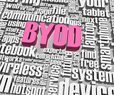 BYOD related words