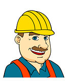 Builder man or engineer