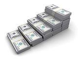 money stairway