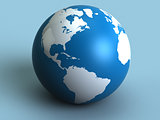 earth globe