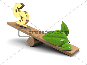 nature or money