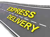 express deliver