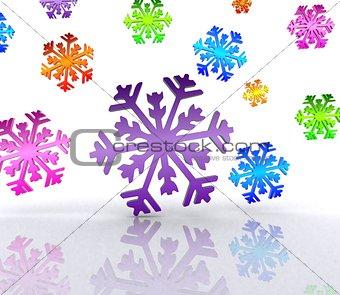 Snow - 3D