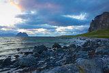 Norwegian shores
