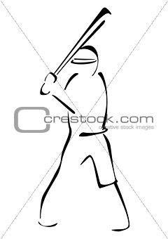 Baseball striker