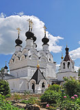 Trinity cathedral in Murom city, Russia