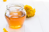 Syrup of Dandelion&#39;s flowers
