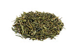 Heap of green tea