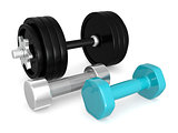 dumbbell