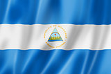 Nicaragua flag