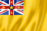 Niue flag