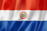 Paraguayan flag