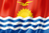 Kiribati flag