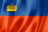 Liechtenstein flag