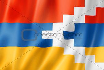Nagorno-Karabakh flag