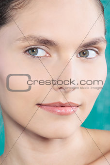 woman beauty portrait