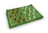 soccer playground
