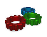 rgb gear wheels