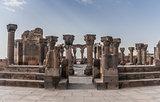 Zvarnots ruins