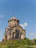 Amberd fort church