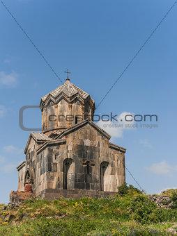 Amberd fort church