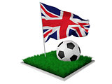 England soccer