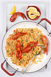 Seafood Paella