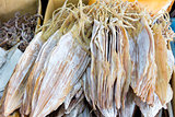 Sun Dried Cuttlefish