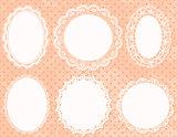 Lace Frames