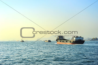 Shipping in Hong Kong