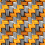 Woven Gold and Silver. Seamless Texture.