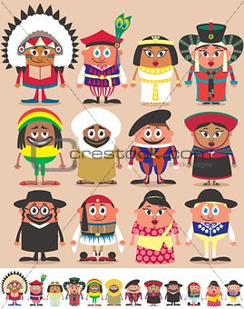 Nationalities Part 3