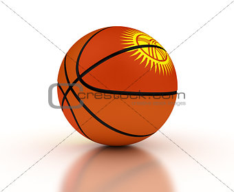 Kyrgyz Basketball Team