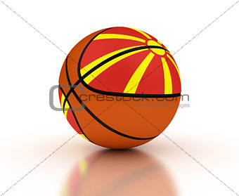 Macedonian Basketball Team