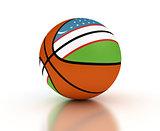 Uzbekistan Basketball Team