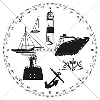 maritime sign
