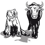 Bull and Bear