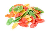 Sweet Candied Fruit