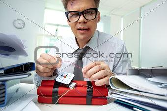 Office bandit