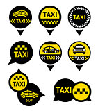Taxi - Emblems