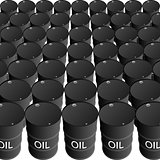 Barrels of oil products
