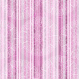 Vintage pink striped seamless pattern