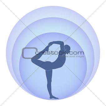 yoga and aura