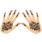 mehndi design