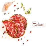 Salami.