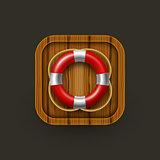 Lifebuoy icon.