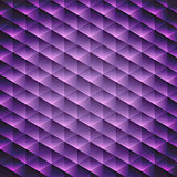 Abstract  geometric violet cubic background