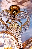 Mystery of crystal chandeliers.